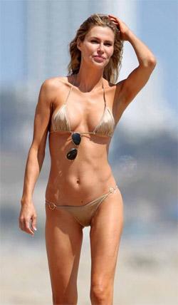 Brandi Glanville Is Cellulite Free Women Fitness