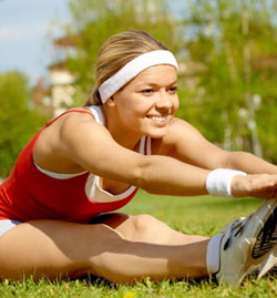 Exercise can help control blood glucose, and trim waist size and body fat in diabetics: A Study