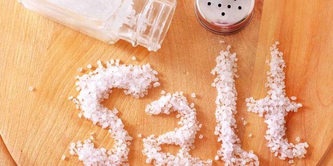 High-salt-diet