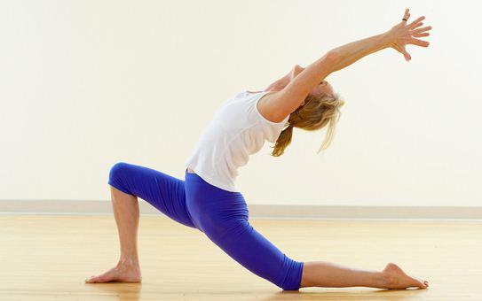 Yoga for metabolism