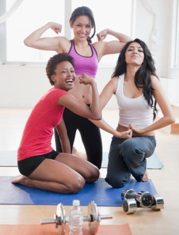 fitness companions