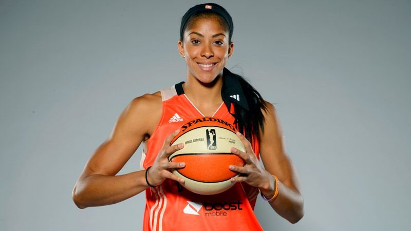 Top 10 Best Female Basketball Players 2016 - Candace ...