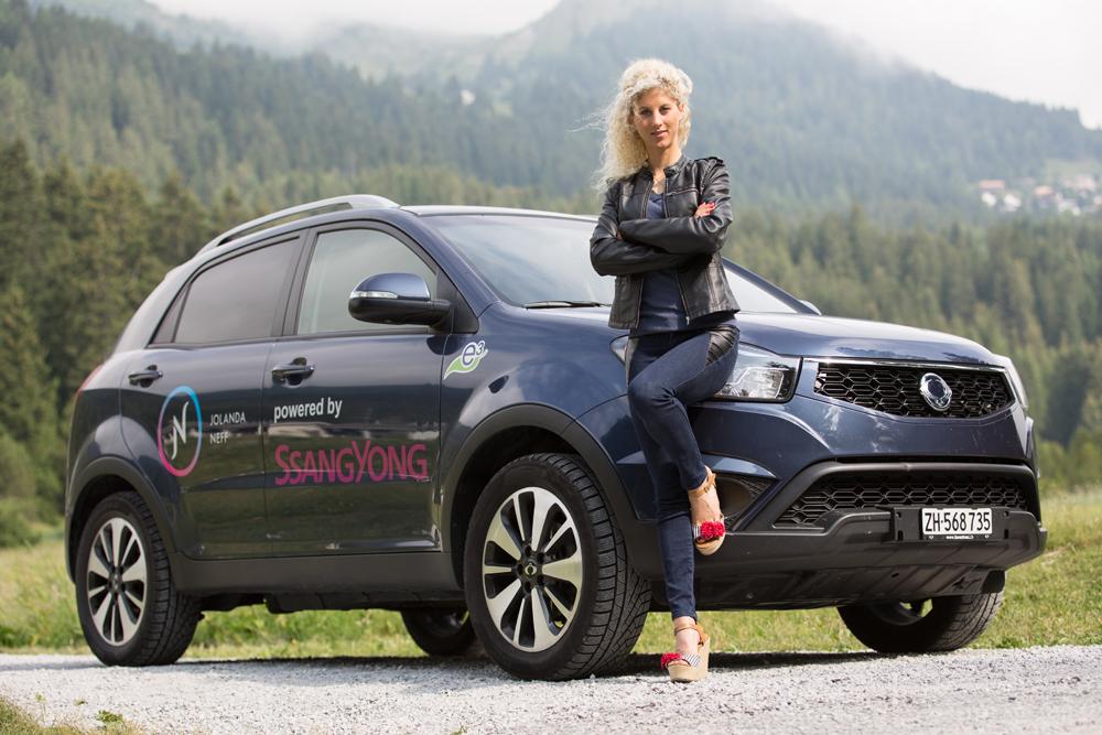 Jolanda Neff: World Champion Professional Mountain Biker ...