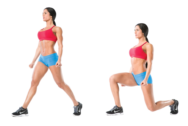 All-time Fabulous Butt Building Exercises - Women Fitness
