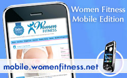 Women Fitness Mobile Edition