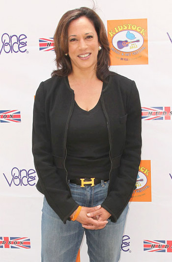 Kamala Harris California Attorney General MILFY Pics