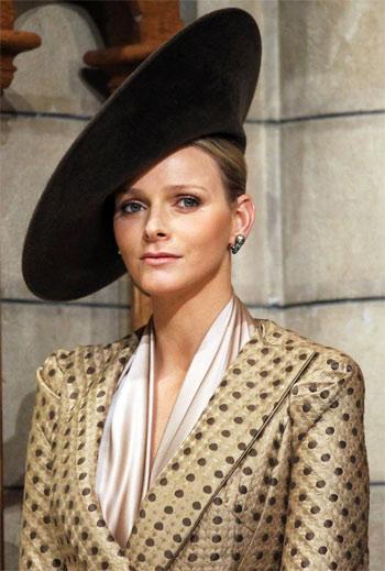 Princess Charlene Wittstock, Monaco
