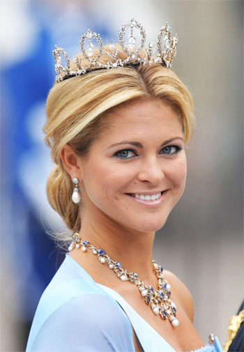 Princess Madeleine, Sweden