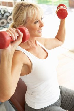 Sarcopenia and the importance of resistance training