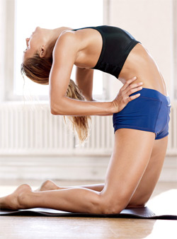 Yoga Asanas for Reducing Abdominal Fat