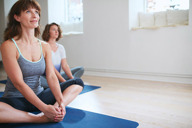 Strengthening the Pelvic Floor