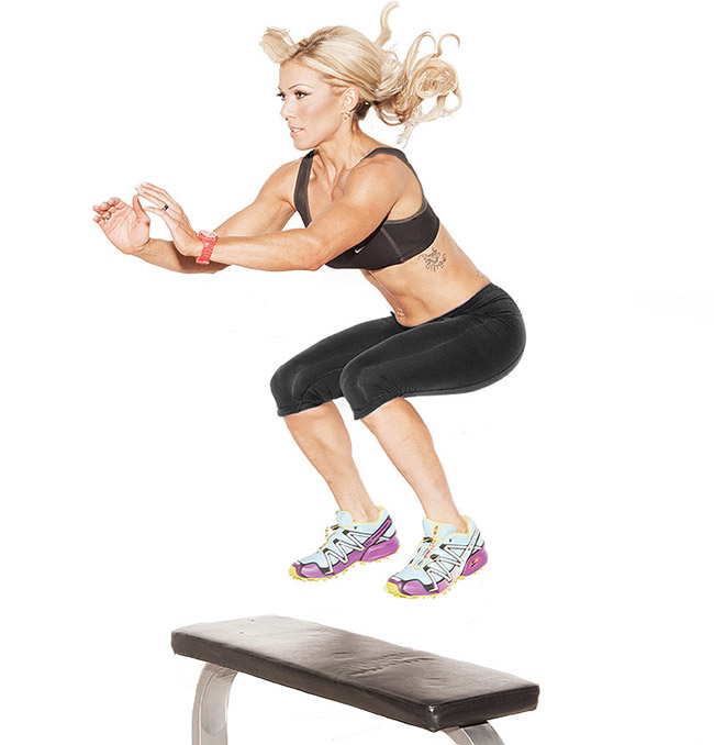 Top 10 exercises from the XBX Plan
